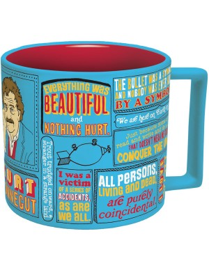 Kurt Vonnegut Coffee Mug