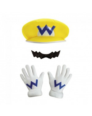 Wario Adult Accessory Kit