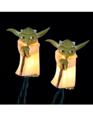 Yoda Star Wars String Christmas Lights