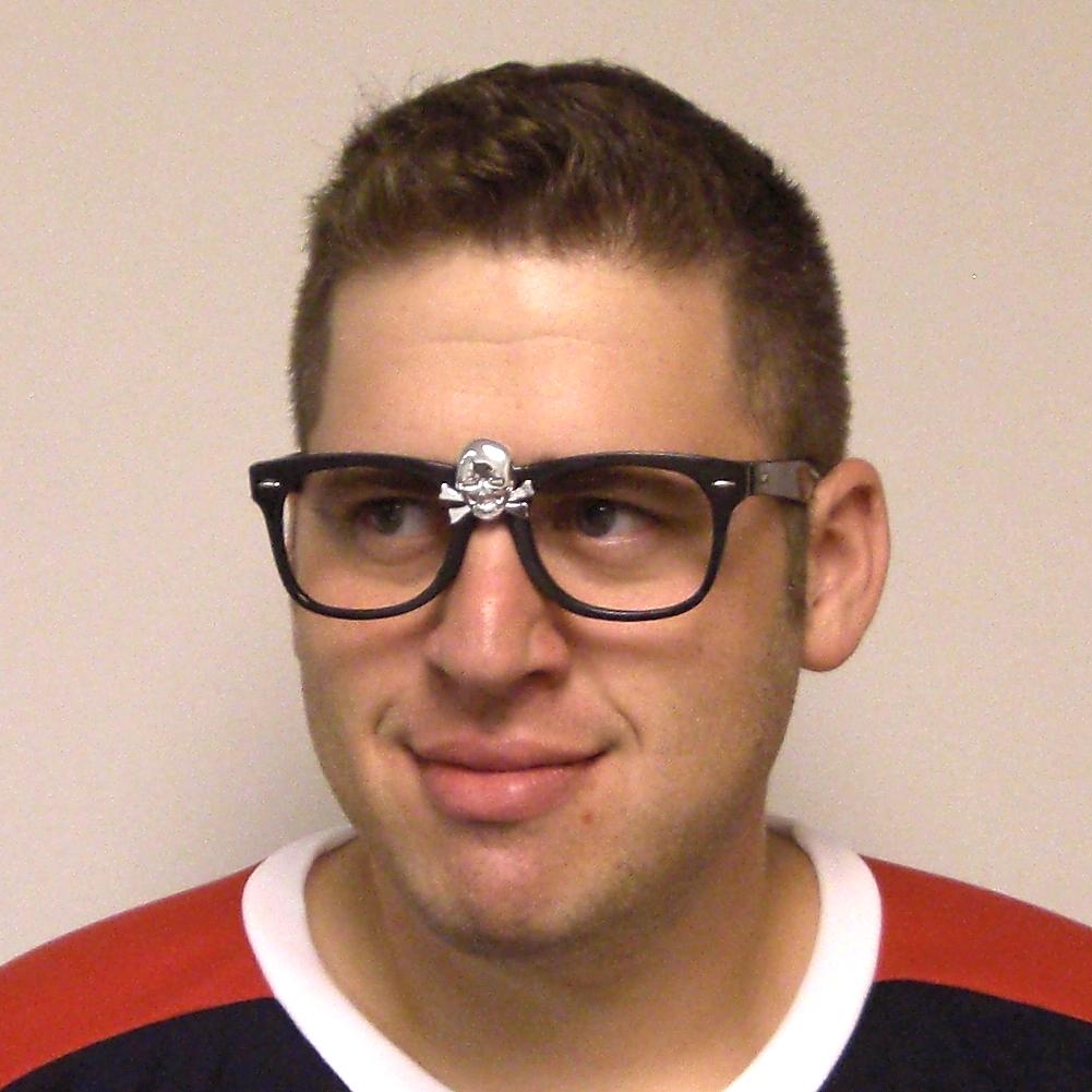 rick thing vaughn glasses