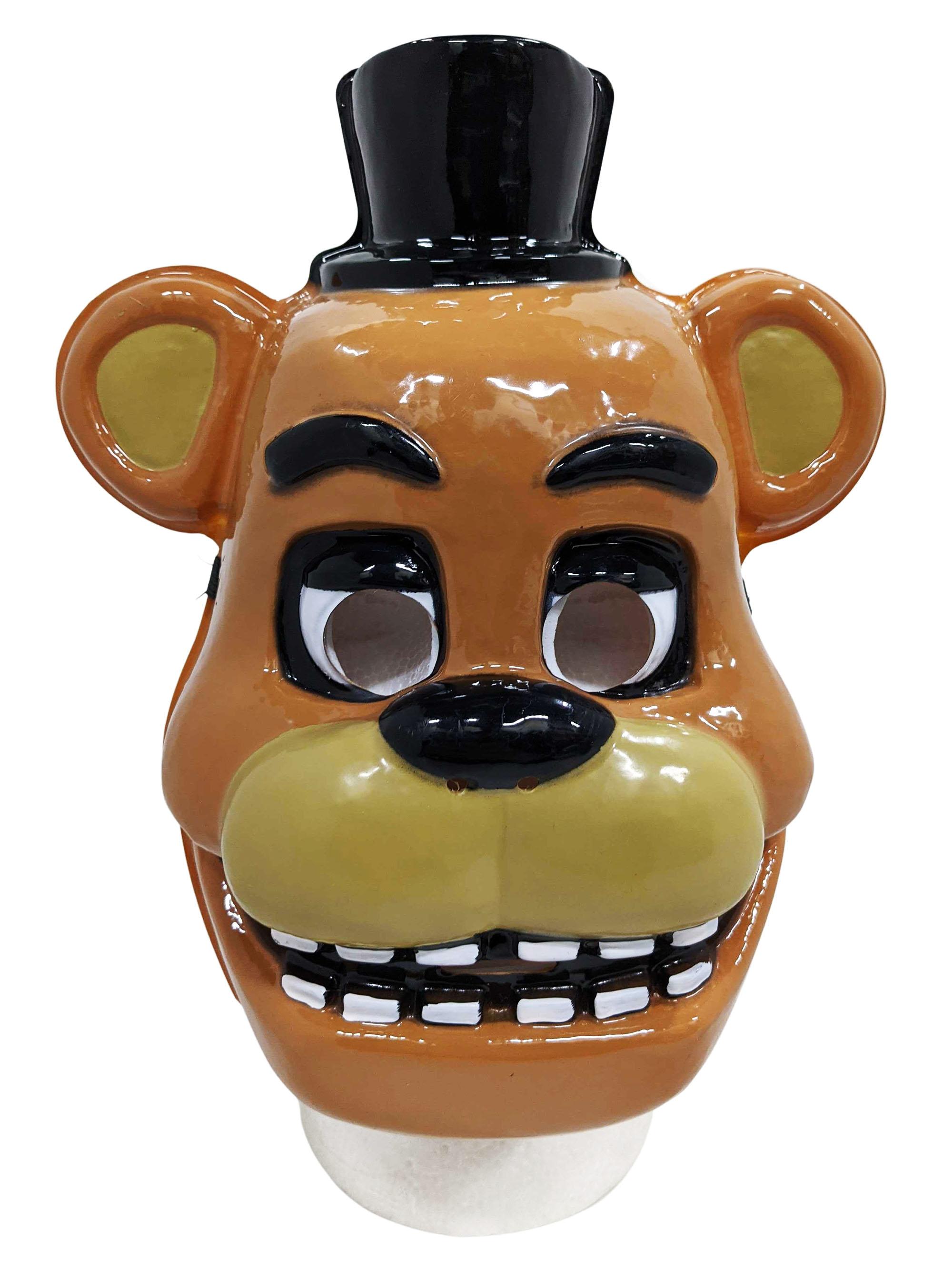 Five Nights At Freddy/'s Mask Choose Your Mask Fazbear Bear FNAF Horror Game
